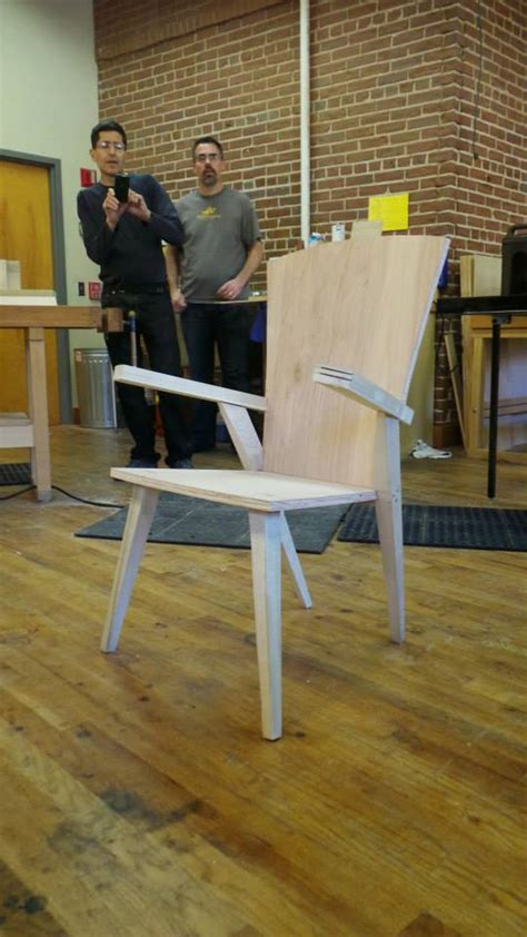 miller woodworking on chairmaking with jeff miller by dyami plotke