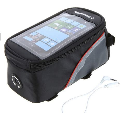 Diskon Waterproof Bag For Smartphone 190x100mm Jual Beli Roswheel Bike Waterproof Bag For 5 5 Inch