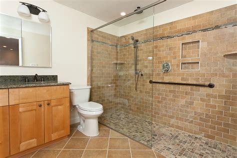 handicap showers handicap showers bathroom contemporary with accent tile