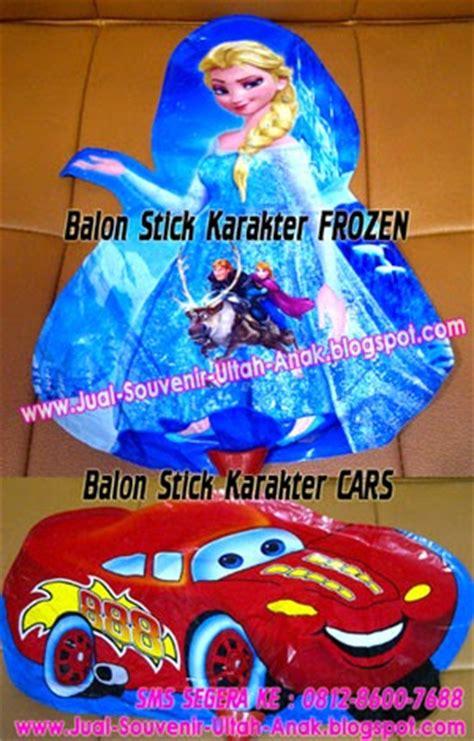 Harga Balon Stik Karakter Murah by Jual Souvenir Bingkisan Hadiah Kado Ulang Tahun Anak