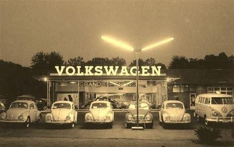 volkswagen garage 213 best images about vintage car dealership on