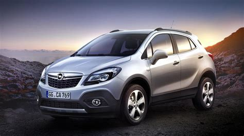 opel and buick 2013 opel mokka and buick encore revealed
