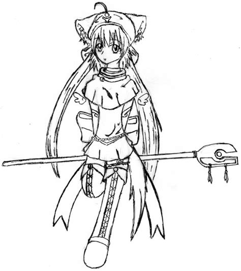 anime wolf girl coloring pages anime wolf boy coloring pages pictures to pin on pinterest