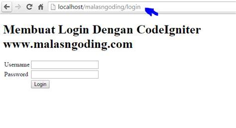 membuat form login dengan php berbasis oop erna anjani