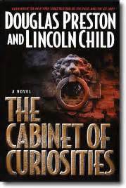 The Cabinet Of Curiosities Douglas by The Cabinet Of Curiosities By Douglas Lincoln
