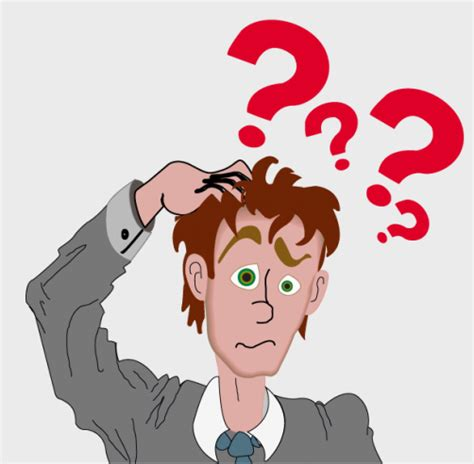 confused clipart revised confused clipart graphic redgage
