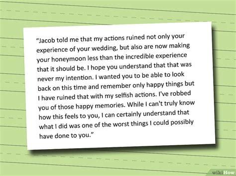 lettere d per scusarsi come scrivere una lettera di scuse 15 passaggi