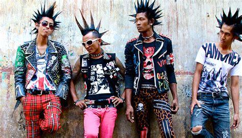imagenes de tribus urbanas japonesas tribus urbanas escuela de moda esme