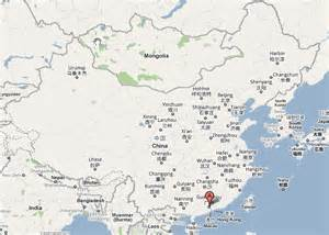 Canton China Map by Canton China Map Clubmotorseattle