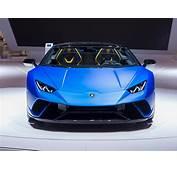 Cars At The 2018 Geneva Motor Show Highlights Photos
