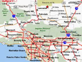 related keywords suggestions for lancaster california map
