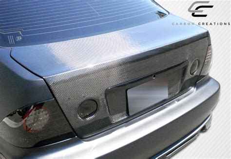 lexus hatch 2005 carbon fiber trunk hatch kit for 2000 lexus is 4dr