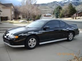2001 Chevrolet Monte Carlo Ss 2001 Chevrolet Monte Carlo Pictures Cargurus