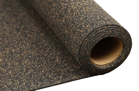 mm cork rubber rolls high colored commercial rolled