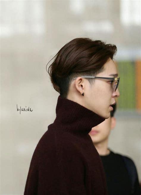 Model Rambut Korea by Model Rambut Pria Ala Artis Korea Yang Paling Keren