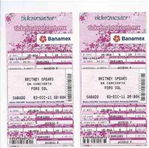 venta de boletos para conciertos en mexico boletiuxcommx boletos para concierto de britney spears xalapa alvaro