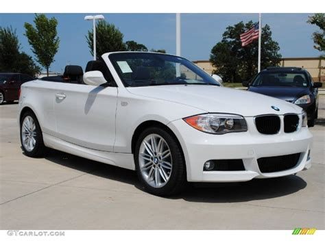 Bmw 1er Cabrio Weiss by Bmw 128i White Convertible Www Pixshark Images