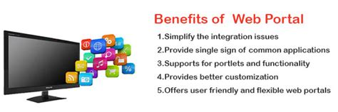 best web portals benefits of availing the best web portals for business