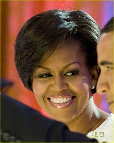 what is with michelle obama hair style michelle obama sports short new do photo 2067231 barack