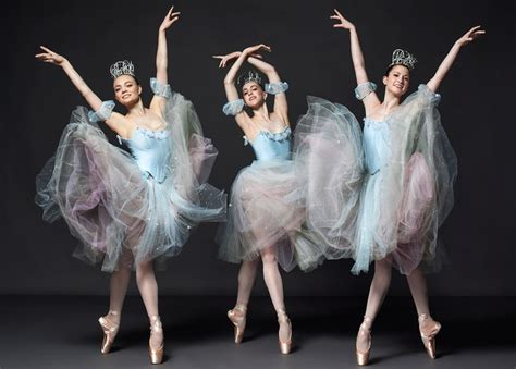 Ballet Vanity by How George Balanchine S Production Of The Nutcracker
