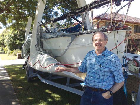 trimaran ian farrier remembering ian farrier professional boatbuilder magazine