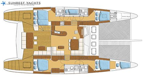 catamaran layout plans sunreef 62 catamaran catamaran luna layout luxury
