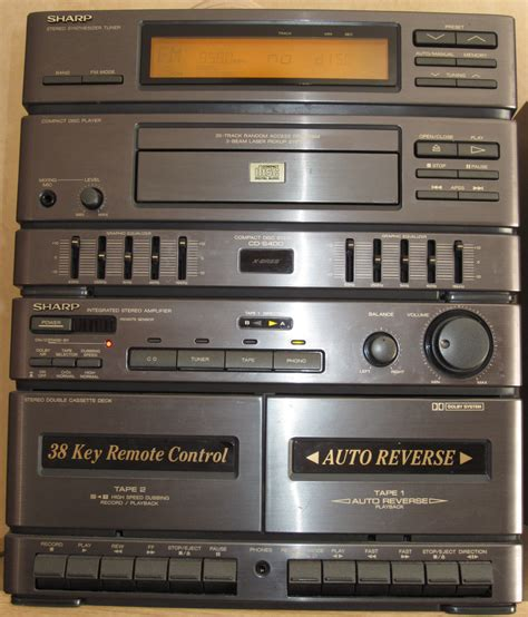 Tv Sharp Av Stereo file sharp cd s400 jpg wikimedia commons