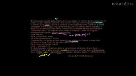 el cuento de ciencia ficci 243 n literatura educatina youtube