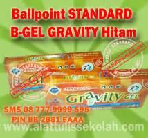 Standard G Soft Bolpen ballpoint standard b gel gravity ballpoint