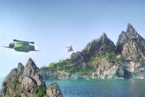 thunderbirds are go thunderbird 1 bay and island revealed international rescue return as richard taylor premieres