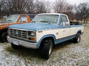83 Ford F150 1983 Ford F 150 Pictures Cargurus