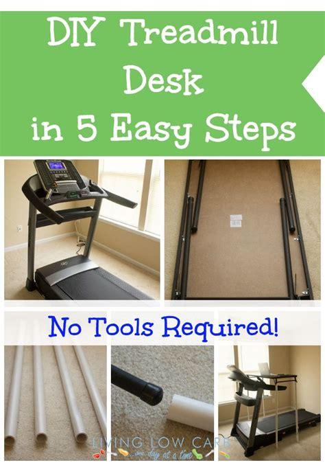 desk treadmill diy how to build a treadmill desk live active fitness