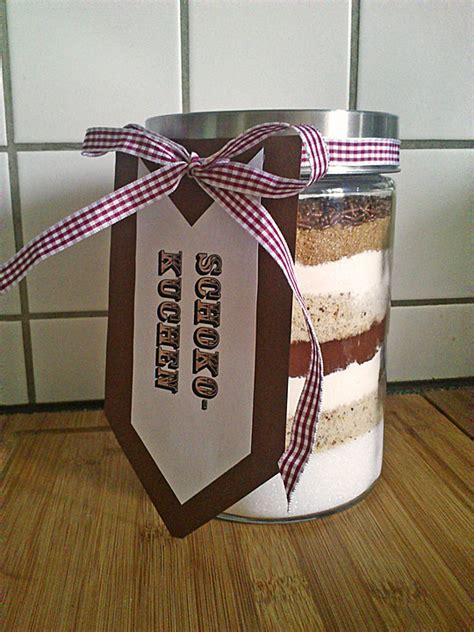 backmischung im glas schoko kuchen backmischung im glas 7 min r 252 hrkuchen leckerherztraum