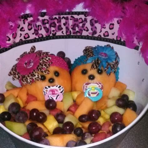 Salad For Baby Shower by Baby Shower Fruit Salad