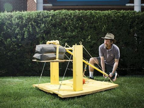 diy physics projects 12 best images about catapult design on