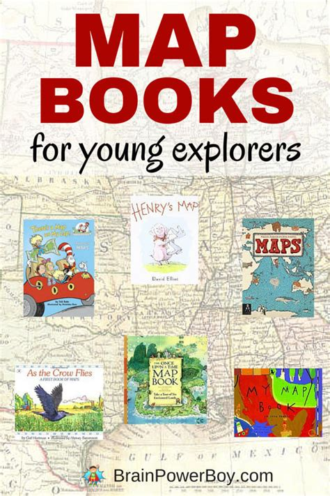 child places of power books map books for explorers brain power boy