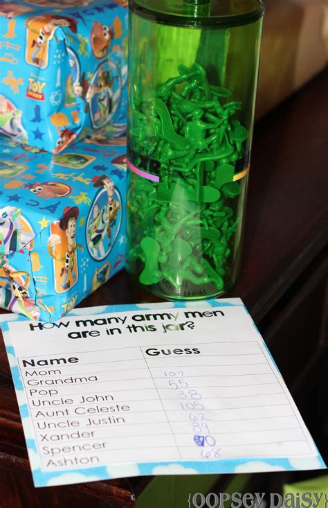 birthday themes games oopsey daisy toy story birthday party