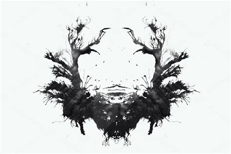 ink blot tattoo ink blot tests rorschach test fonts ink and rorschach