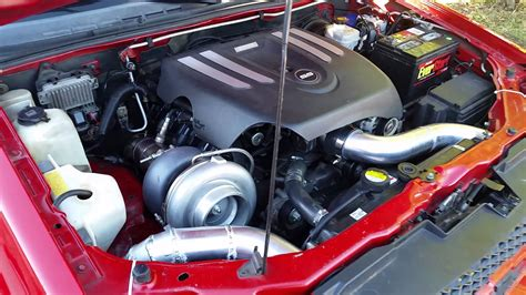 Turbocharged chevy colorado 1 25 15 ljms stg2 YouTube