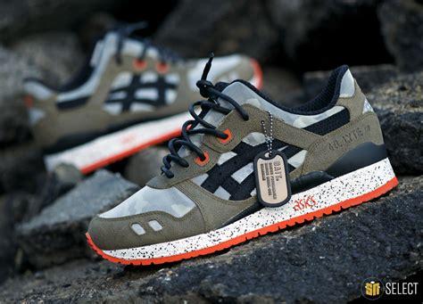 Bait X Asics Gel Lyte Iii Guardian sneaker news select bait x asics gel lyte iii quot guardian quot