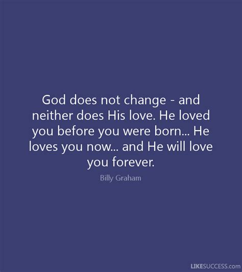 i loved you before you were born board book a letter from books god does not change and neither does h by billy graham