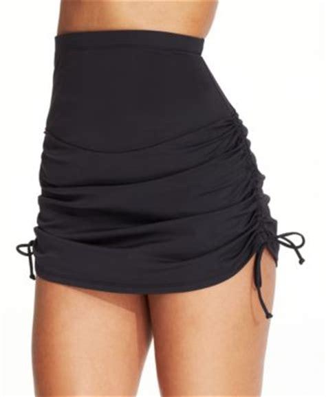 cole printed halter tankini top ultra high waist