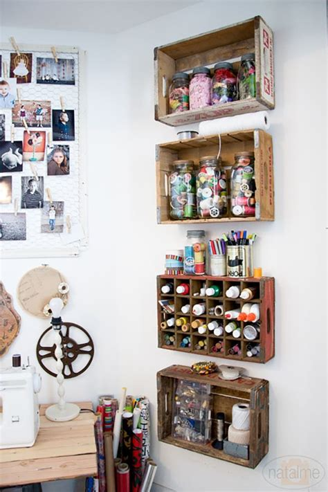 creative storage solutions 17 fabulous creative storage solutions for your studio