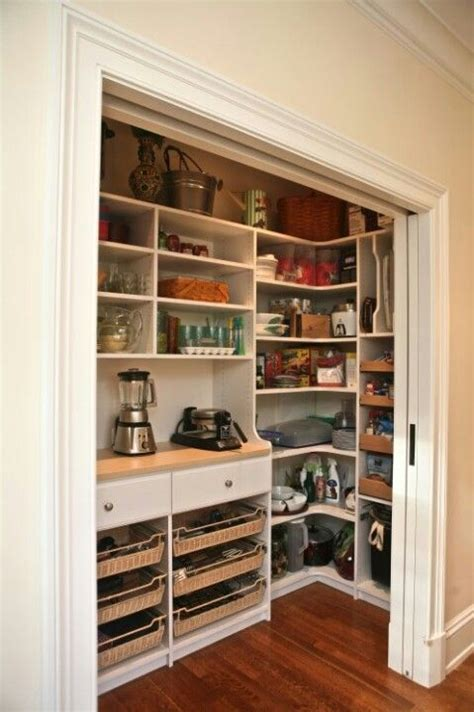 walk in pantry for the home