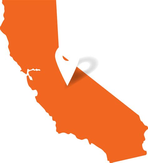 Find California California Map Outline Clipart Best