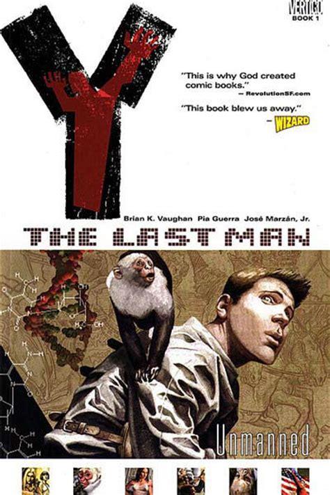 libro y the last man top ten comics that should be a tv series litreactor