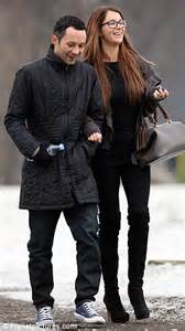 displaying 17gt images for ryan giggs girlfriend natasha giggs and husband rhodri show they re giving