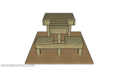 permanent shooting bench plans 1000 ideas about shooting bench plans on pinterest