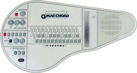 suzuki omnichord om36 and om84