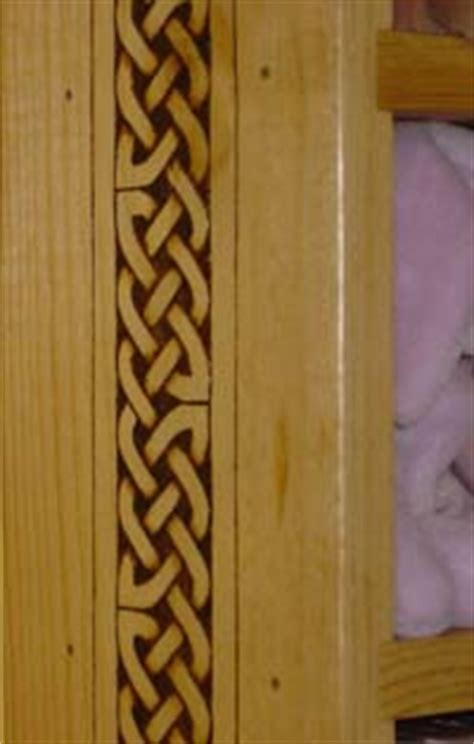 celtic wood burning patterns  plans diy